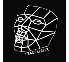 PEACEKEEPER Photographic Print