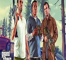 Grand Theft Auto by LNagle