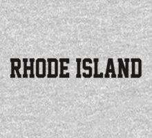 Rhode Island Jersey Black by USAswagg2
