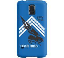 VF-143 Pukin Dogs Sans Reproache           Samsung Galaxy Case/Skin