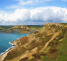 Houns Tout Cliff & Emmetts Hill by RedHillDigital