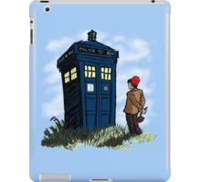 The Doctor's Wife iPad Case/Skin