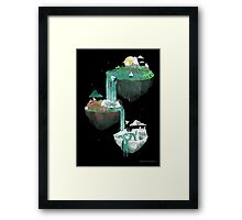 Well Seasoned  Framed Print