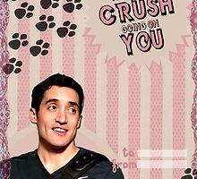 My Teenwolfed Valentine [I've got a little crush going on you] by thescudders