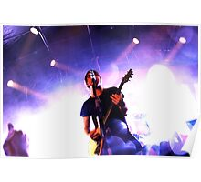 All Time Low - Alex Gaskarth Poster