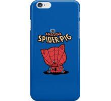 The Amazing Spider-Pig iPhone Case/Skin