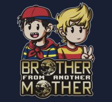 Another MOTHER - Ninten & Lucas by MartinIsAwesome