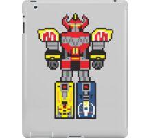 Megazord iPad Case/Skin