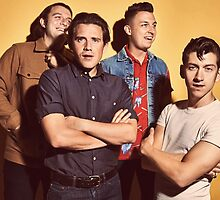 Arctic monkeys by silke16907