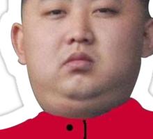RESPECT MY AUTHORITAH! kartman kim jong un Sticker