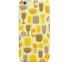 Simple coffee iPhone Case/Skin
