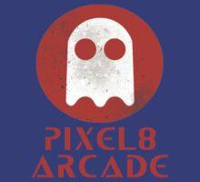 Pixel 8 Arcade by Prophecyrob