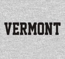 Vermont Jersey Black by USAswagg2