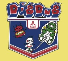 Dig Dug Kids Clothes