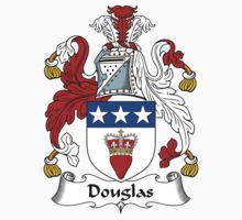 Douglas Coat of Arms / Douglas Family Crest by ScotlandForever