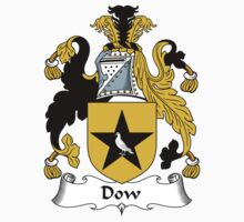 Dow Coat of Arms / Dow Family Crest by ScotlandForever