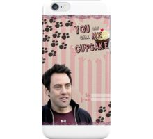 My Teenwolfed Valentine [You Can Call Me Cupcake] iPhone Case/Skin