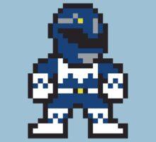 Blue Ranger by themaddesigner