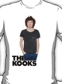 The Kooks Luke Pritchard Art T-Shirt