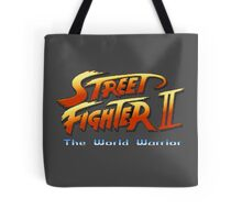 Street Fighter II: The World Warrior Tote Bag