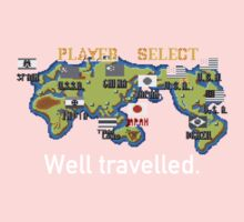 Well Travelled Kids Clothes