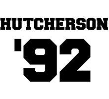 Hutcherson '92 by fangirlsmerch
