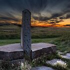 Mile Marker - Filey Brigg by lendale