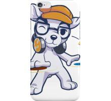 Drop the Woof! iPhone Case/Skin