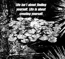 Creating Self by Lynnrmorris