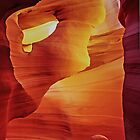 Hole In The Wall - Antelope Canyon - Arizona USA by TonyCrehan