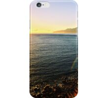 First Day Of Sun iPhone Case/Skin