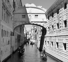 Bridge of Sighs by UrsulaRodgers