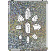 crystal collection iPad Case/Skin
