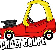 Crazy Coupe by TswizzleEG