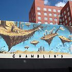 """""""Chambin's Uptown,"""" by Shaun Thurston by Mike Shell"""