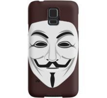 Guy Fawkes Samsung Galaxy Case/Skin
