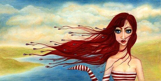 Steife Briese by Martina Stroebel