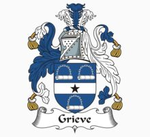 Grieve Coat of Arms (Scottish) by coatsofarms