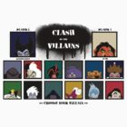 CLASH OF THE VILLAINS by Maggie Smith