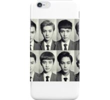 Exo School boys iPhone Case/Skin