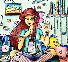 College Ariel by CreativeCarrah