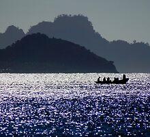 Mana Island Cruising by D-GaP