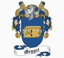 Megget Coat of Arms (Scottish) Kids Clothes