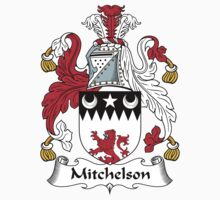 Mitchelson Coat of Arms (Scottish) Kids Clothes