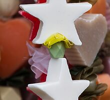Christmas decorative star by spetenfia