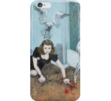 Inpatient iPhone Case/Skin