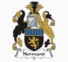 Normand Coat of Arms (Scottish) Kids Clothes