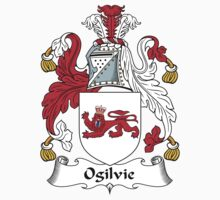 Ogilvie Coat of Arms (Scottish) Kids Clothes
