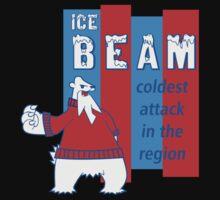 Ice Beam  by MattAbernathy