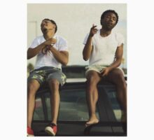 Chance the Rapper & Childish Gambino by jippy